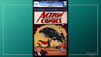 Action Comics No. 1 up for auction on eBay