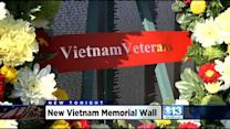 Vietnam Veterans Wall Expected To Double Attendance At Manteca Memorial Day Celebration