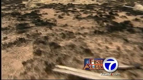 East Mountain Fire Concerns