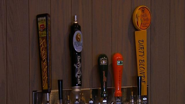 New Michigan beer options at Detroit Tigers games for 2013 season at Comerica Park