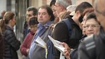 Jobs and strikes hit Spain's recovery