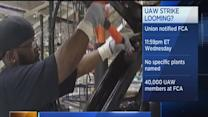 United Auto Workers strike could cost Fiat $1.2B