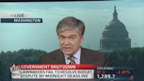 Shutdown: Let the finger-pointing begin