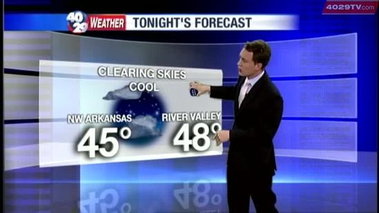 Darby's Weather Webcast, April27