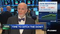 Time to ditch the Dow?