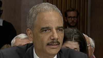 Holder: Budget Cuts May Hamper National Security