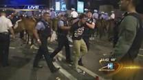Police making arrests in Wrigleyville