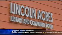 $3 million library opens in Lincoln Acres
