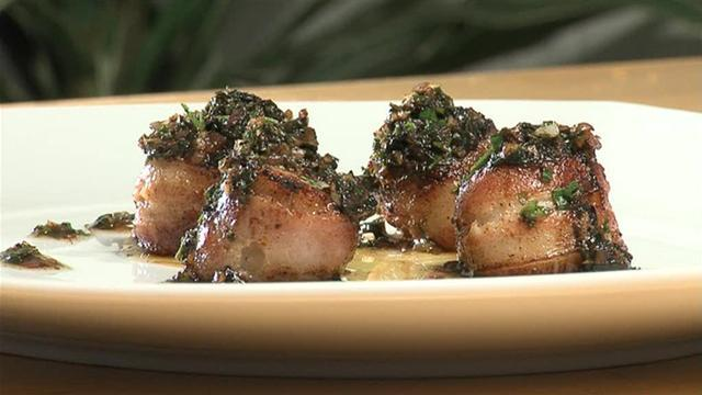 How To Make The Perfect Scallops