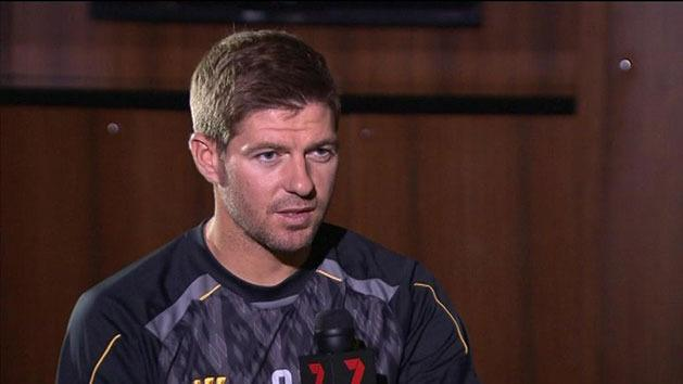 Gerrard 'fit to play' in Victory clash