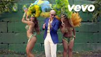 Pitbull and J.Lo Star in 'We Are One' Music Video