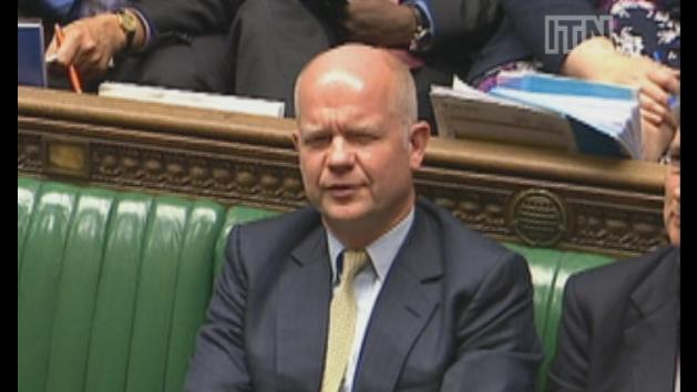 Hague regrets 'stupid woman' comment
