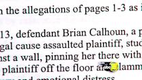 FCC Instructor Brian Calhoun pleads not guilty in student attack