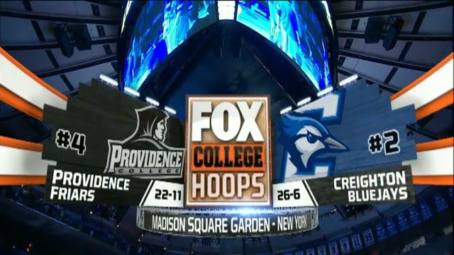 03/15/2014 Providence vs Creighton Men's Basketball Highlights