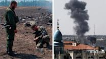 Reaction to conflicts in Ukraine, Gaza