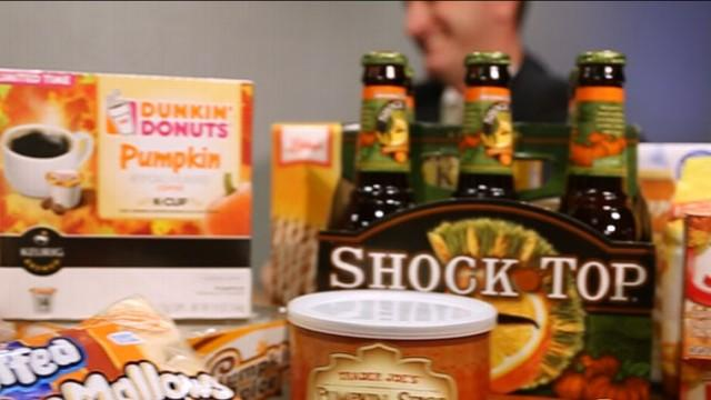 Fall Brings Pumpkin Flavor Craze