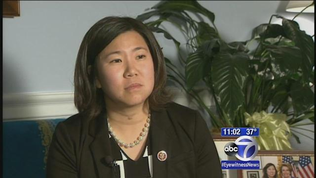 Congresswoman Grace Meng robbed in DC
