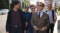 Film Clip: 'Entourage'