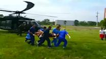 Police killed in Colombia helicopter crash
