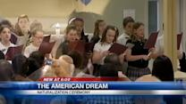 New Americans take oath of citizenship
