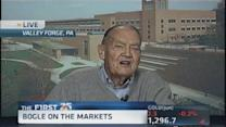 Bogle's view of stocks today