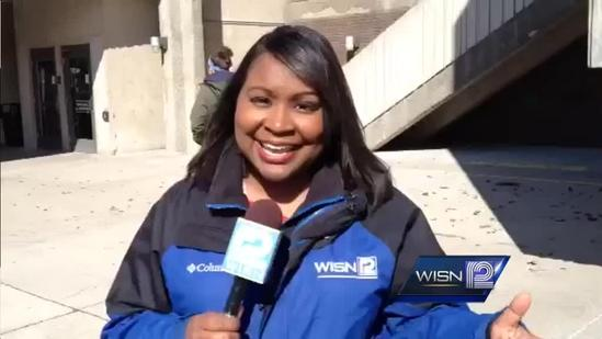 UWM on way to NCAA tournament, but WISN 12 News made interesting discovery on campus