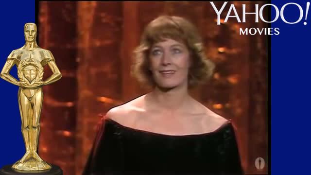 Great Oscars moments: Vanessa Redgrave's 'zionist hoodlums'
