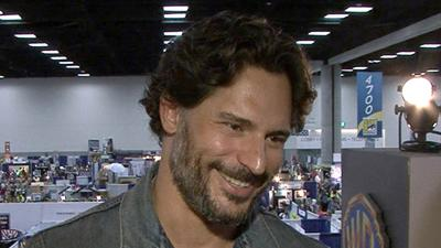 Joe Manganiello Talks Possible 'Magic Mike' Prequel And 'True Blood' Sookie Make Out Session