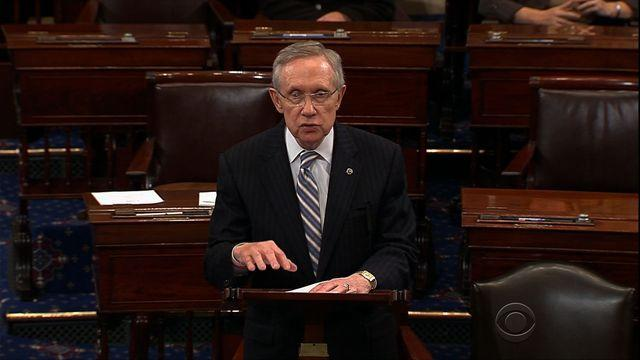 Senate leaders strike deal on budget and debt ceiling, Obamacare intact
