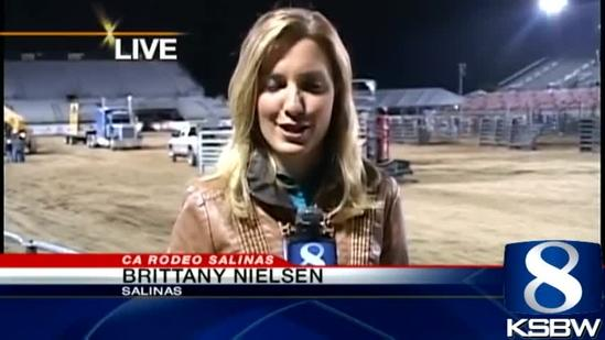 9,000 pack Salinas Sports Complex for professional bull riding