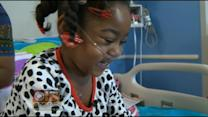 Balt. Co. Girl Celebrates First Year With New Heart