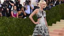 Taylor Swift Ditches Good-Girl Vibes and Goes Edgy at the Met Gala