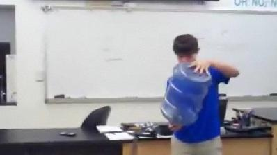Classroom Experiment Gone Wrong!