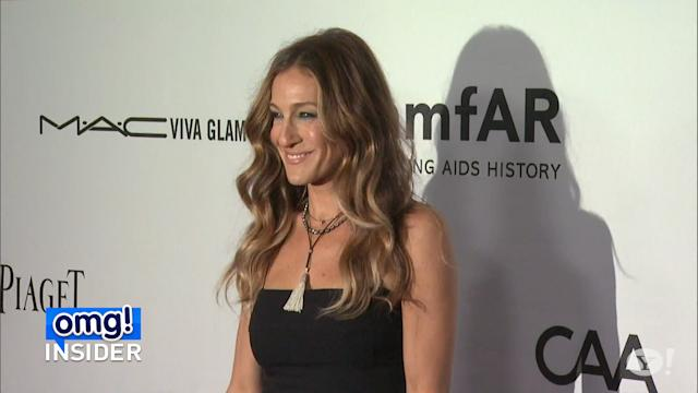 Why Sarah Jessica Parker Doesn't Own a Cell Phone