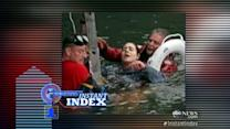Instant Index: Cop Saves Drowning Woman, Missing Dog?s Homecoming
