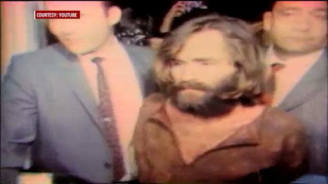 New Book Details Charles Manson`s Life in Prison