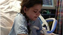 Lung transplant patient Sarah Murnaghan able to sit up