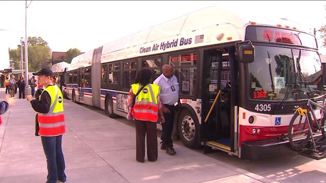 CTA`s Red Line shuts down, alternative routes provided