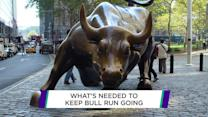 It's no bull. This stock market run can continue.