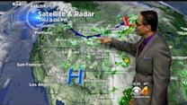 Friday Forecast: More Storms And Cooler Temps