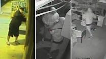 Torresdale pharmacy burglary caught on tape