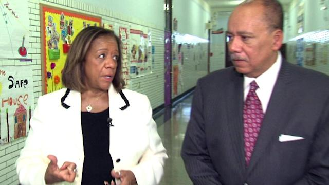 'Welcoming schools' to ease transition for CPS students