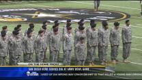 San Diego hero scores big at Army bowl game