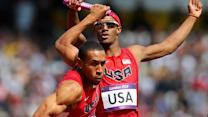 Sprint relay races dominate Olympics Friday