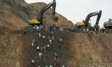如巨浪淹沒!礦場崩塌釀113死