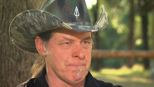 Ted Nugent explodes at notion he's not a moderate