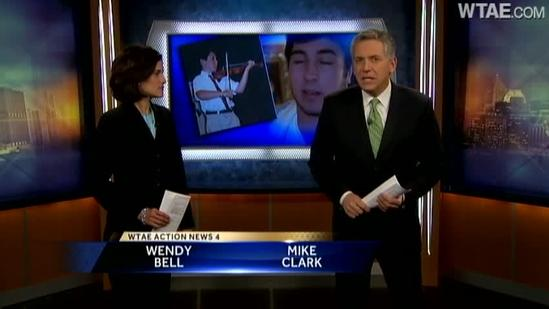 Teen with health issues inspires others