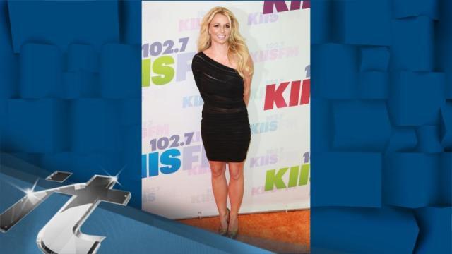 Britney Spears Keeps Her Bod Bangin' & Moves Sharp At The Dance Studio!