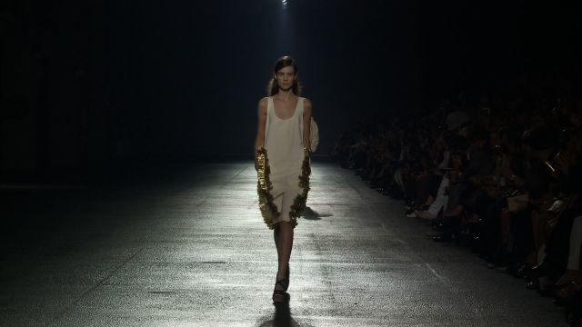 Style.com Fashion Shows - Dries Van Noten Spring 2014 Ready to Wear