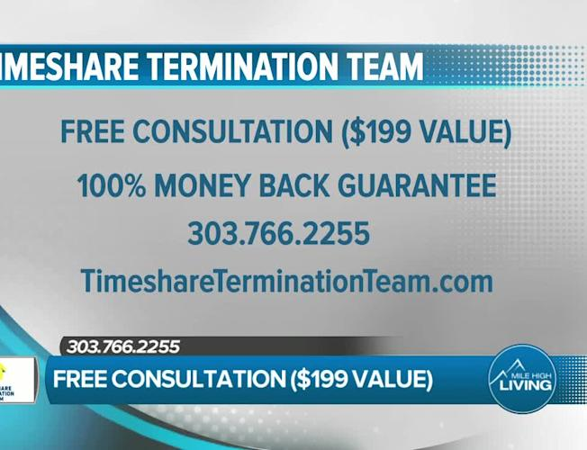Timeshare Termination Team: Get a free evaluation today!